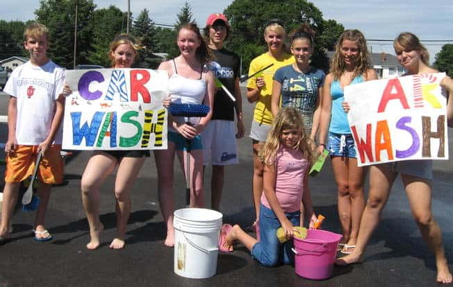 Children's Car Wash – How Much Is Too Much?