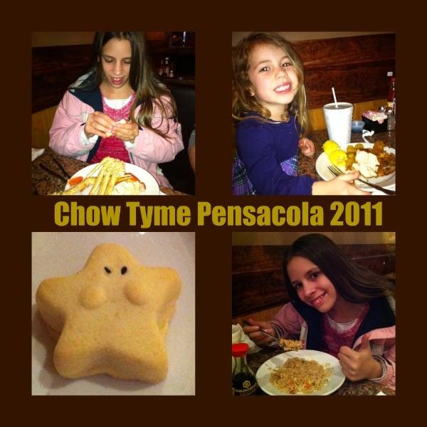 It's Chow Tyme Pensacola!