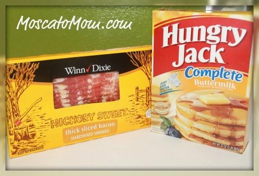 Pancake Cake Pops