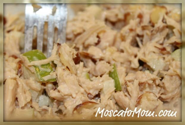 Simple Chicken Salad - Moscato Mom: Mom Blogger, Pensacola Blogger ...