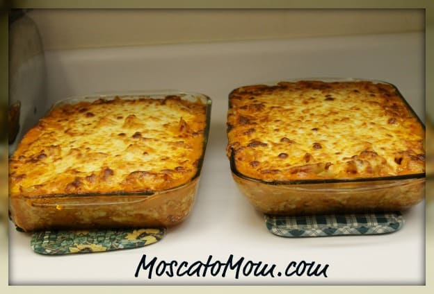 Baked Chicken Ziti Recipe