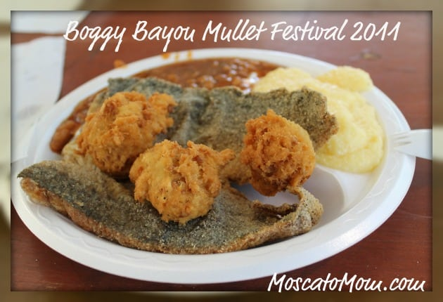 The Boggy Bayou Mullet Festival
