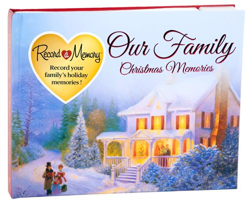 Record a Memory Our Family Christmas