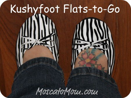 Kushyfoot Flats To Go 1