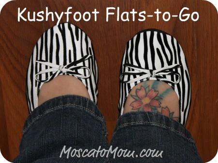 Kushyfoot Flats-To-Go