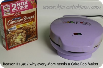 How To Make Cake Pops With Cake Mix Babycakes