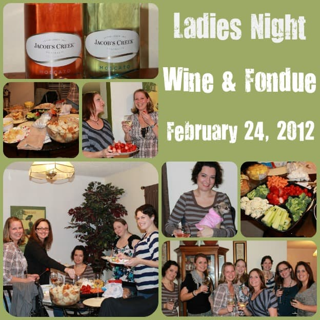 Wine & Fondue with Jacob's Creek