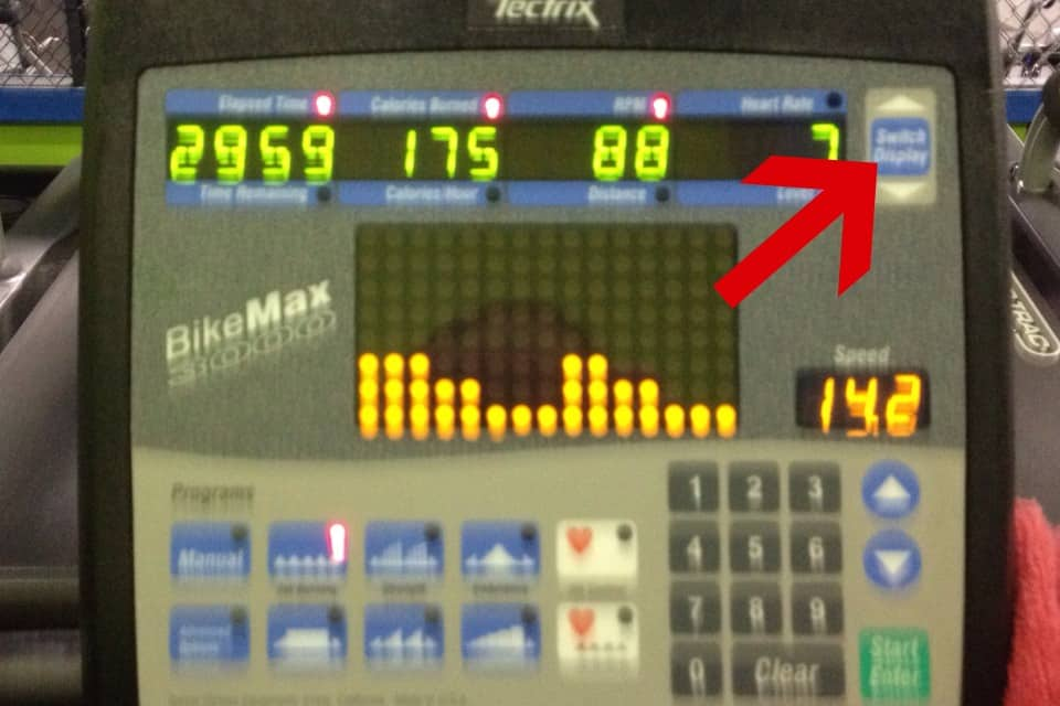 A Lesson From The Gym – Do You Toggle?
