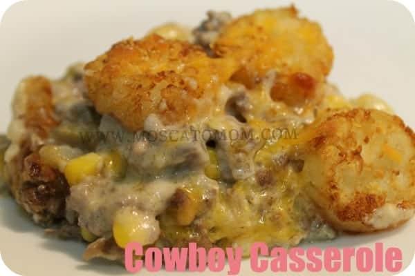 Cowboy Casserole Recipe – A Pinterest Success