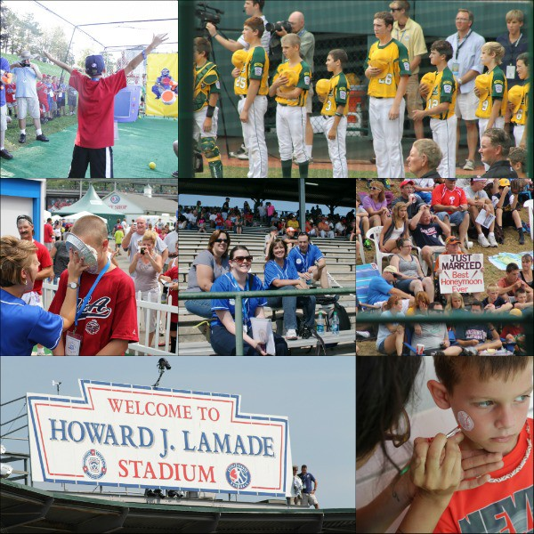Honda, Hersheys, and the Little League World Series