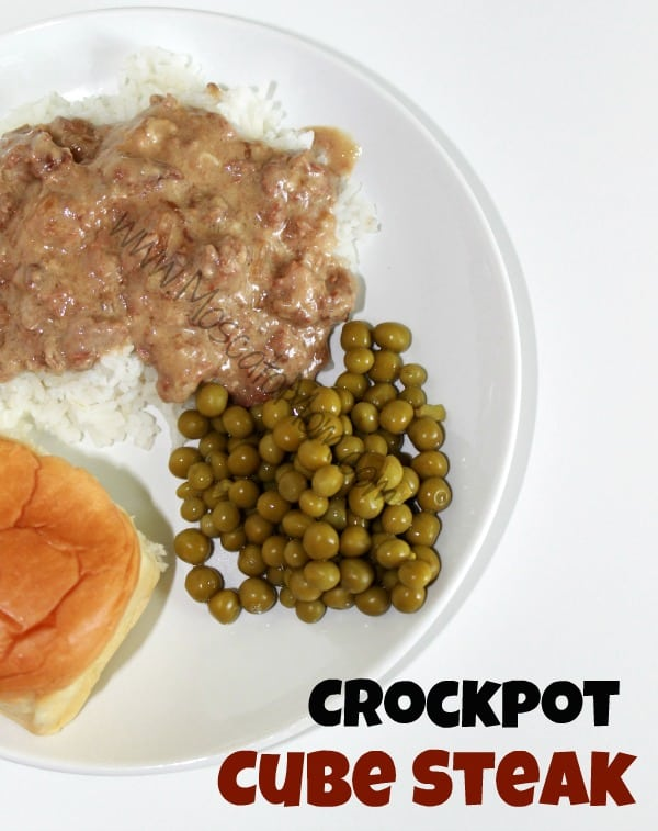 How To Cook Cube Steak – Crockpot Style