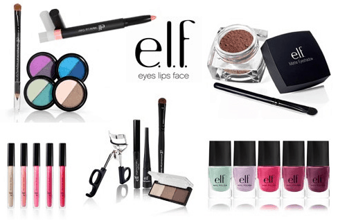 Teen Makeup Routine with e.l.f. Cosmetics #eyeslipsface