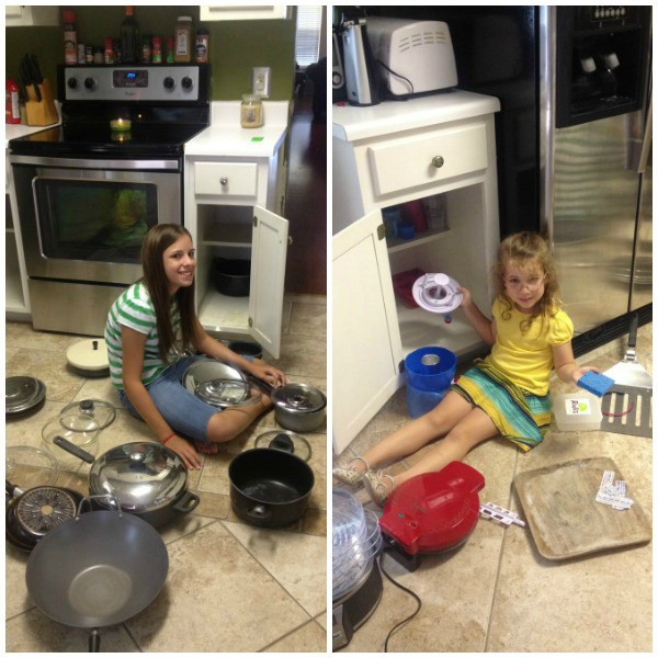 How Many Pots and Pans Does One Family Need?