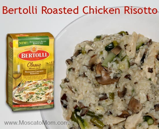 Step Aside Chef Ramsay – New Bertolli Risotto