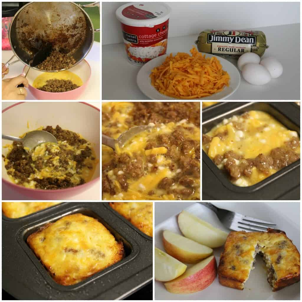 Low Card Breakfast Muffin Recipe Moscato Mom
