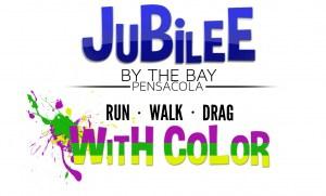 BOLD Goal #1 of 12 – Done!  Pensacola Color Run