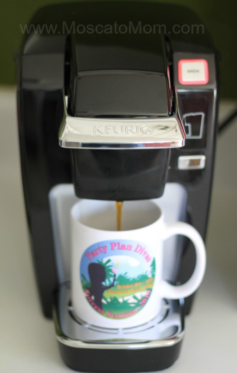 keurig one cup brewer