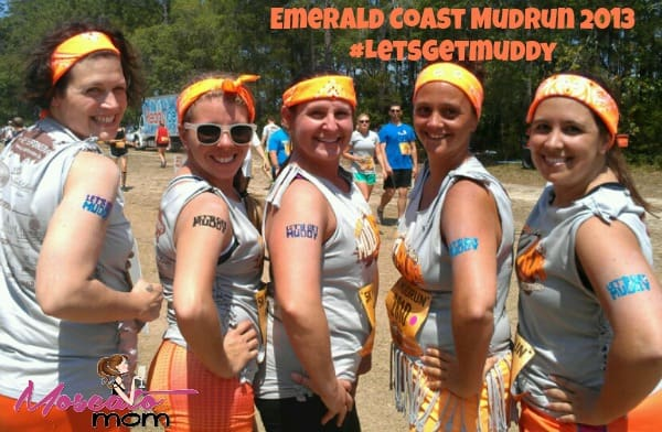 emerald coast mudrun