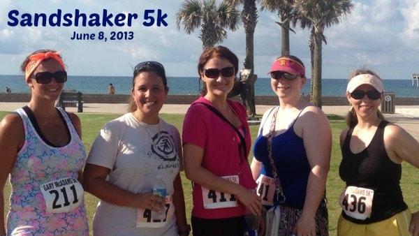 BOLD Goal #5 – DONE!  Sandshaker 5k