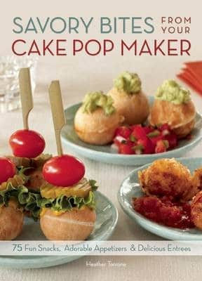The Ultimate Cake Pop Cookbook