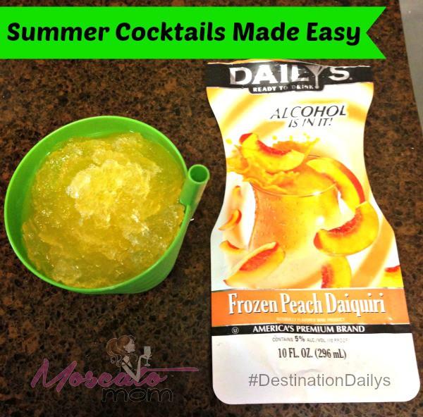 Destination Dailys Frozen Cocktails