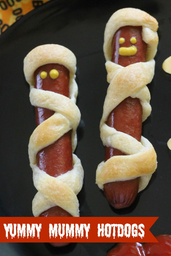 yummy mummy hotdogs