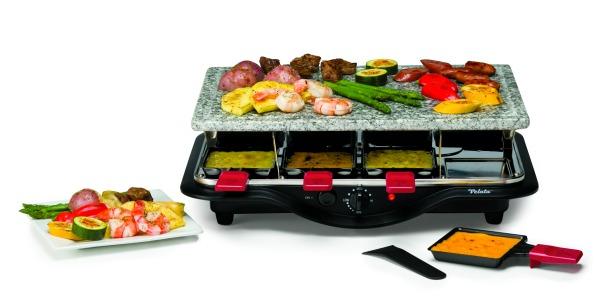 Velata_Raclette_Tabletop_Grill_Styled