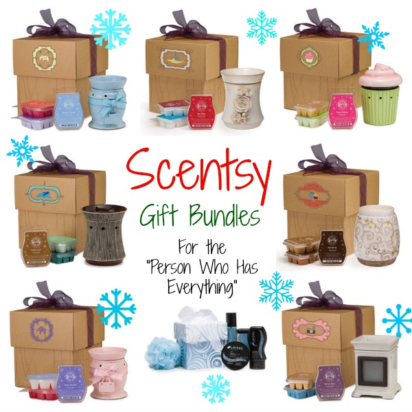 scentsy gift bundles