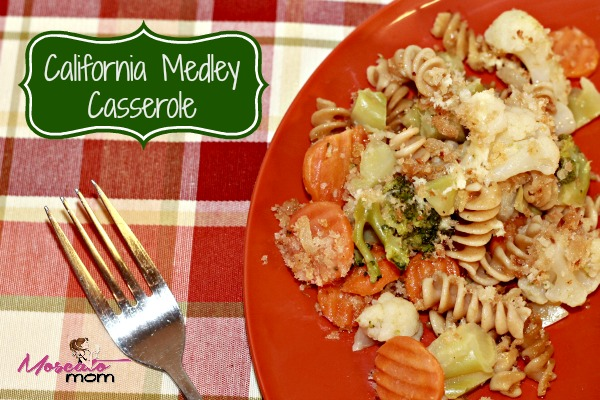 california medley casserole #countrycrockcasseroles