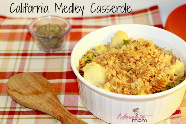 easy california casserole