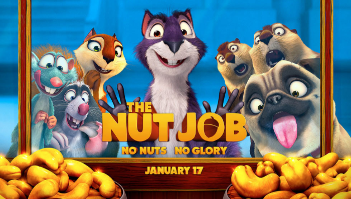 the nut job movie