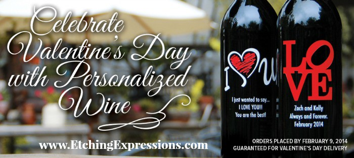 Valentines Day Wine