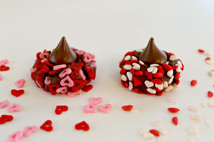 hershey kiss cookies 2
