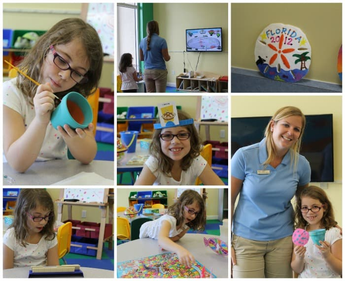 westin cape coral kids club activities