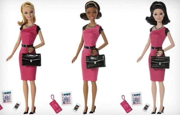 Introducing Entrepreneur Barbie – I Need One