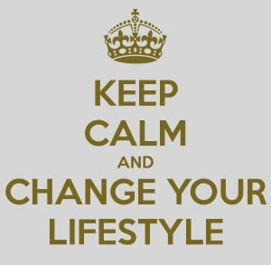 "The Problem With A ""Lifestyle Change"""