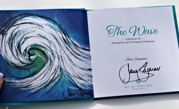 the wave book jane seymour