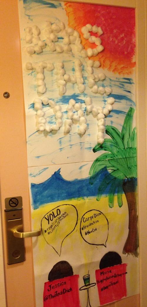 cruise door decorations 18