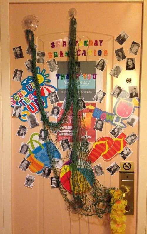 cruise door decorations 19