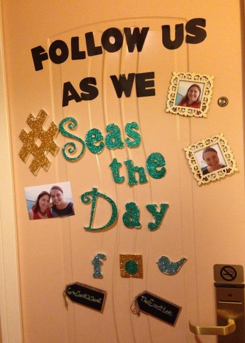 cruise door decorations 8