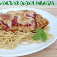 Healthier Chicken Parmesan – Tuttorosso Tomatoes