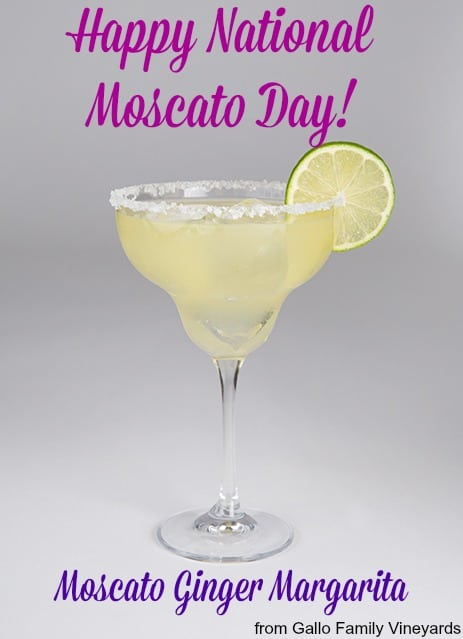 Happy National Moscato Day