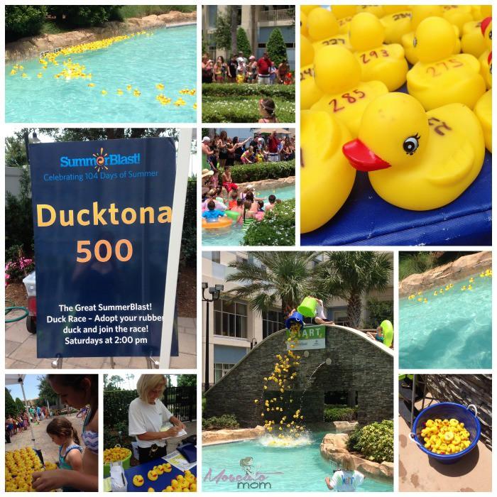 ducktona 500
