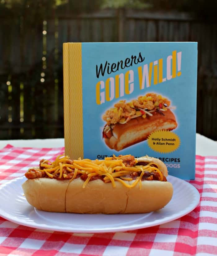 hotdog cookbook