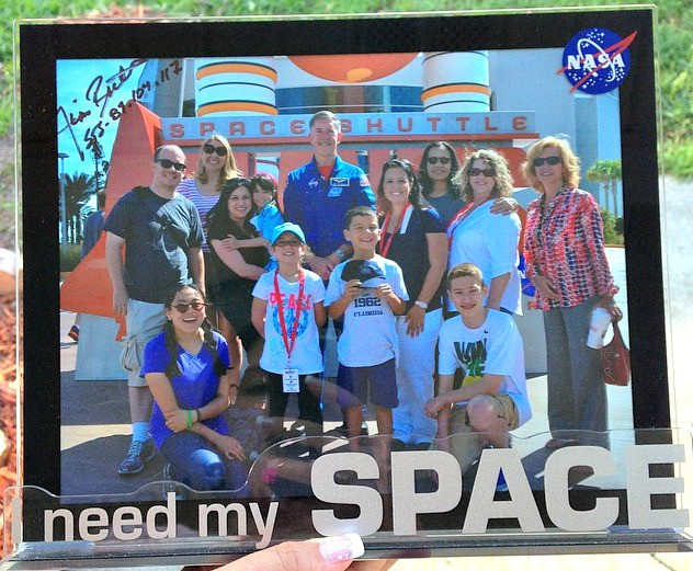Florida Vacation Spots – Kennedy Space Center #VisitKSC