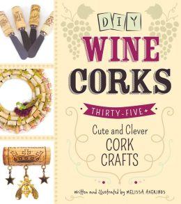 DIY Wine Corks Craft Book
