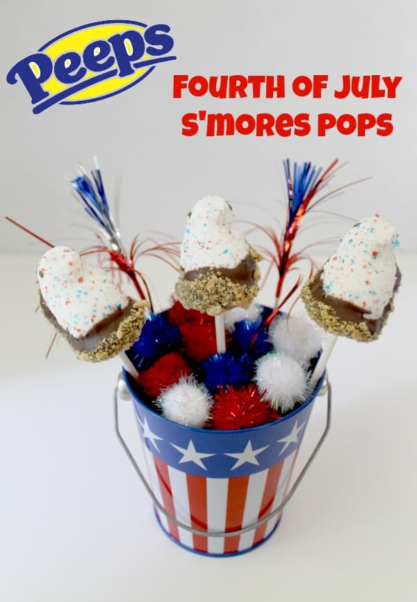fourth of july peeps