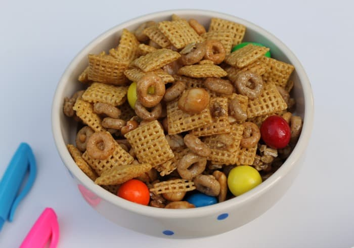 Easy After School Snacks from Chex Cereal