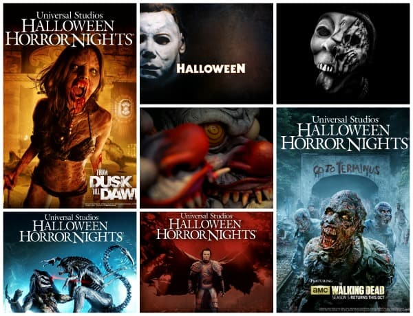 Halloween Horror Nights 2014 #HHN24