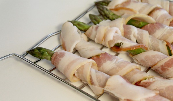asparagus recipes with bacon